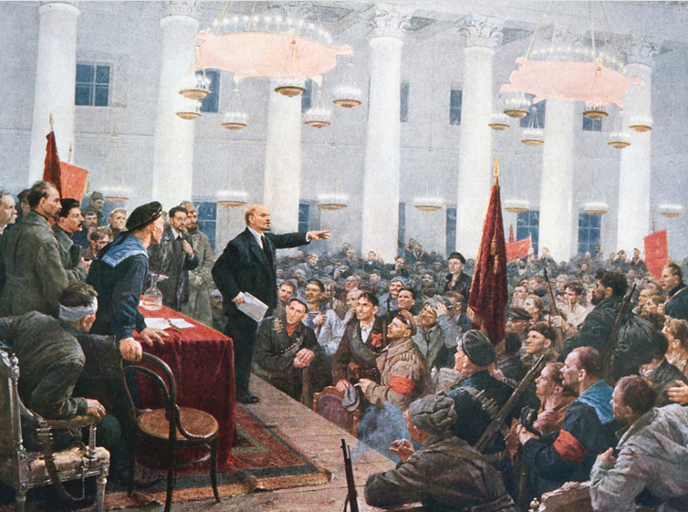 bolshevik revolution and the end of provisional government in russia The october revolution ended the phase of the revolution instigated in february, replacing russia's short-lived provisional parliamentary government with government by soviets, local councils elected by bodies of workers and peasants.